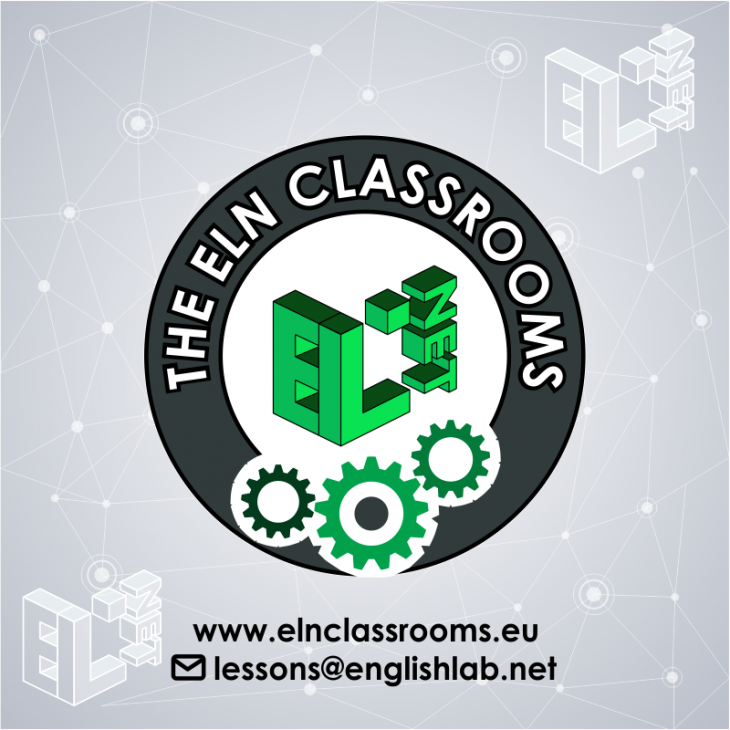 The ELN Classrooms 2.0 (Logo & Email)